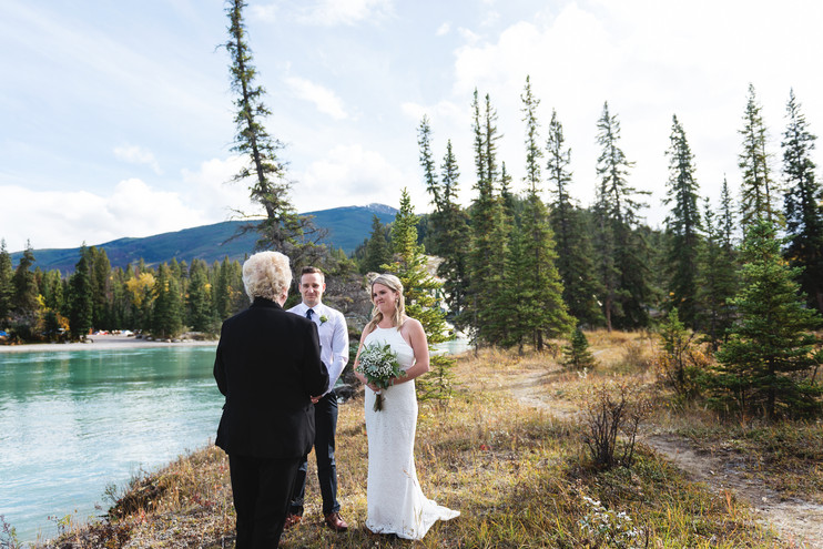 Megan + Harris | A Jasper Elopement