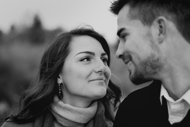 Dakota + Gregory | River Valley Engagement