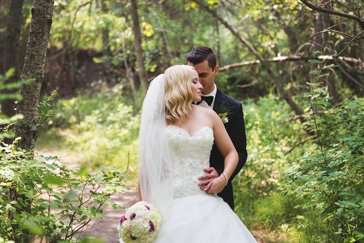 Jack + Lindsay   Chateau Louis Wedding