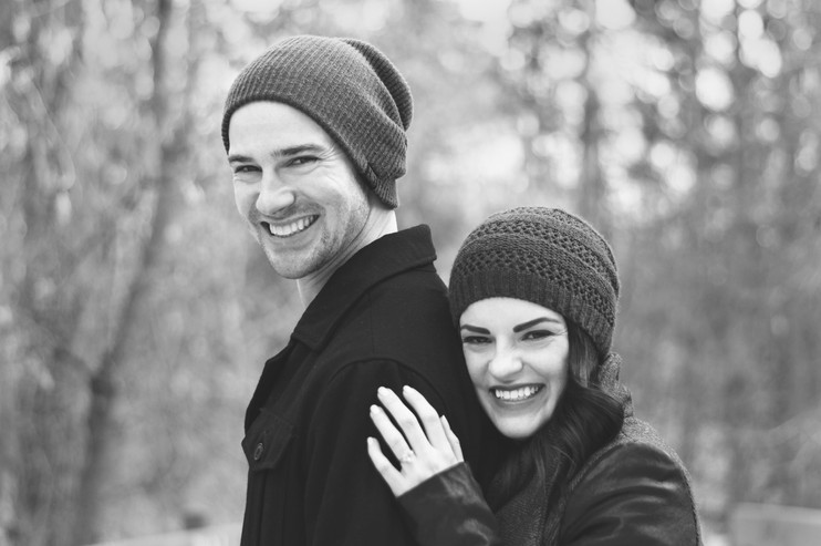 Trista + Jason | Engagement Photography