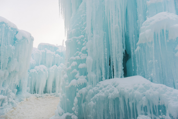 YEG Ice Castle
