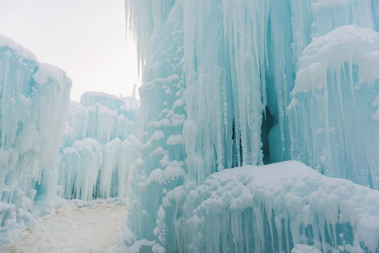 YEG Ice Castle