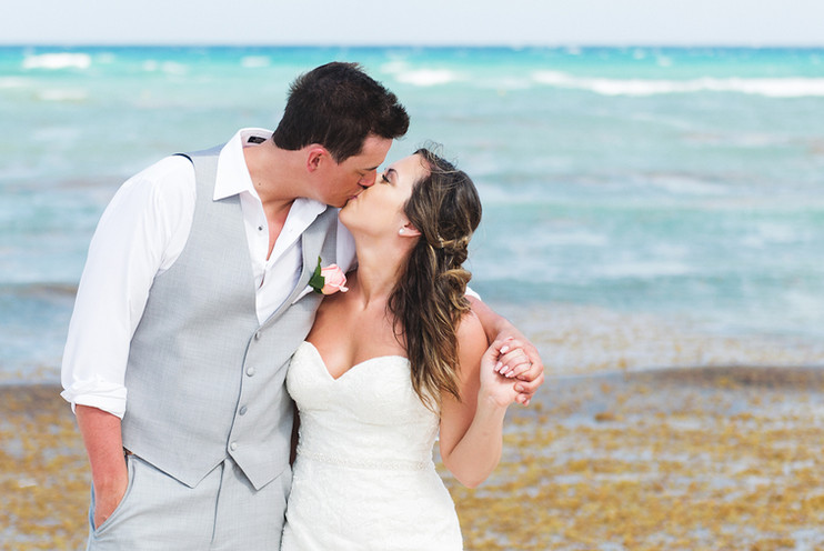 The Finlays | Mexico Destination Wedding
