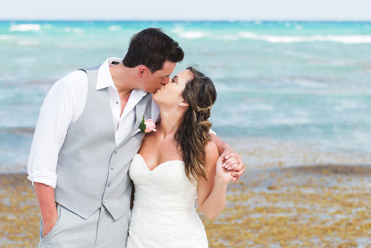 The Finlays | Mexico Destination Wedding