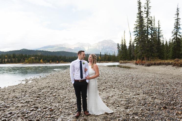 Megan + Harris | A Jasper Elopement