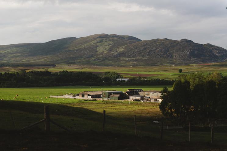 Jeff + Lauren go to the UK | Part 8 | The Highlands