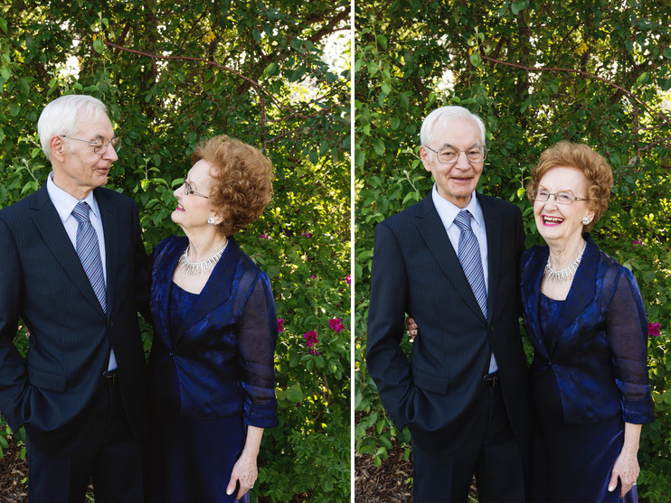 Isabelle + John | 50th Wedding Anniversary