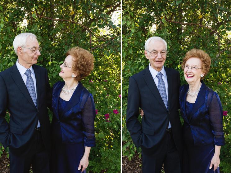 Isabelle + John | 50th Wedding Anniversary