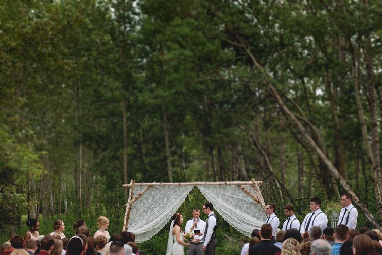 Elena + Ryan | A Garden Wedding