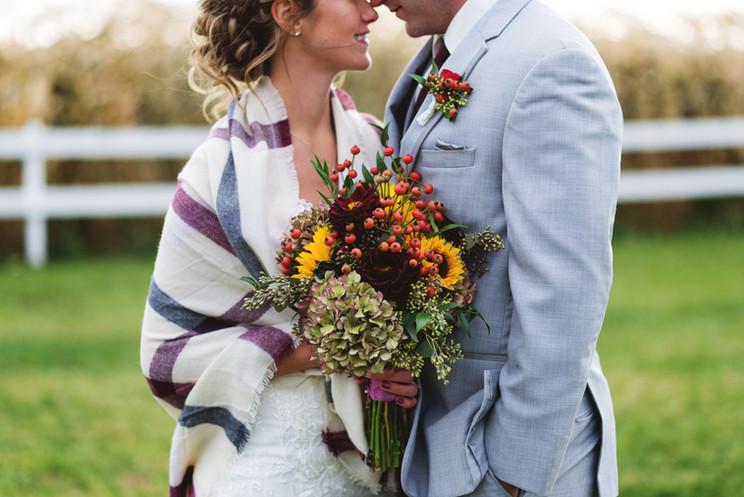 Tara + Tommy | The Links Golf Course Wedding