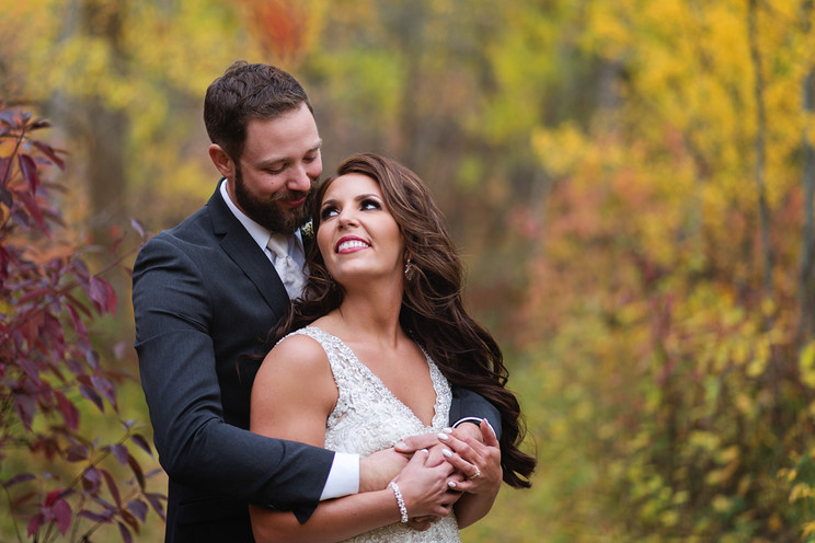 A Country Lodge Wedding