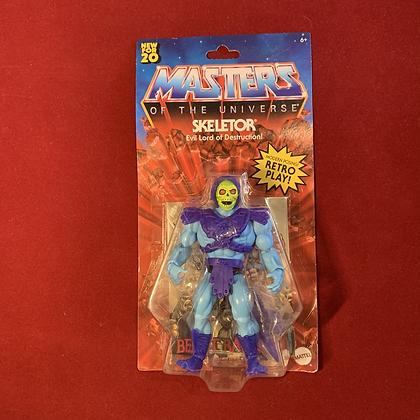 Figura Skeletor Masters of the Universe