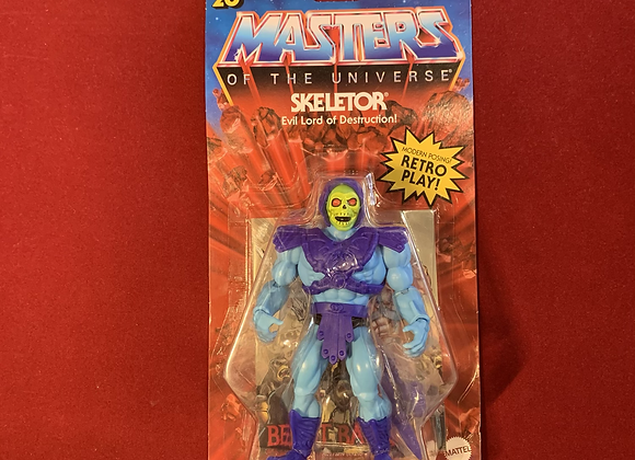 Figura Skeletor Masters of the Universe