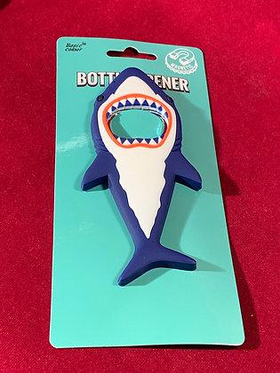 Destapador y magnetico tiburón