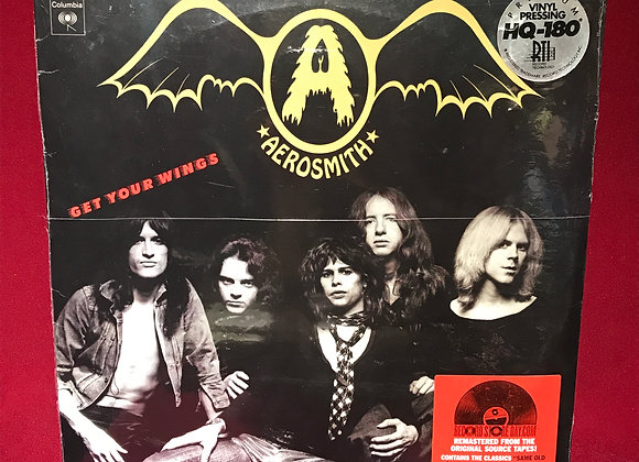 Aerosmith -get your wings (nuevo)