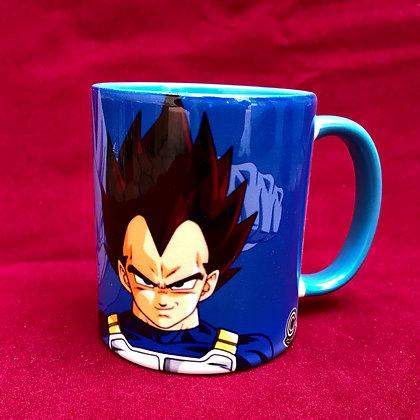 Mug Dragon ball z Vegeta