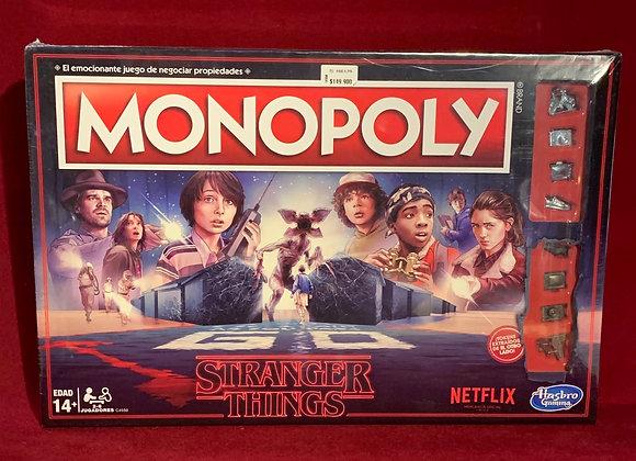 Monopolio Stranger Things