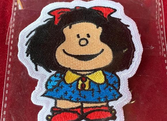 Parche Mafalda