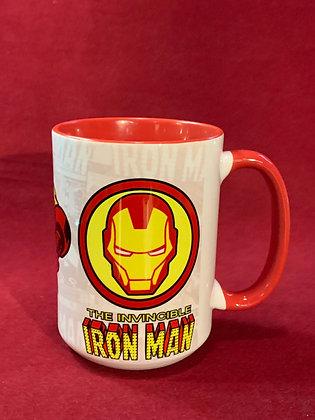 Mug Iron Man  15 onz