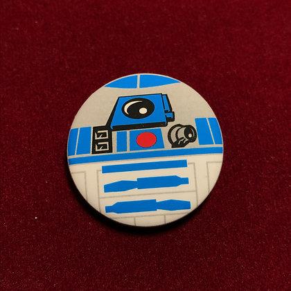 Botón Star Wars