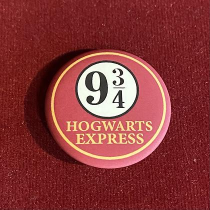 Botón Harry Potter 25 mm