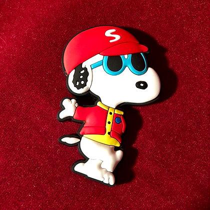 Magnético Snoopy Goma