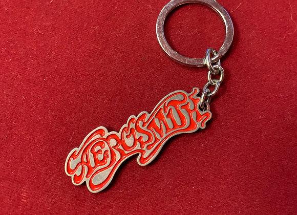 Llavero Aerosmith Metálico