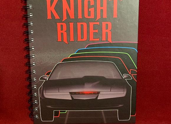 Cuaderno Knight Rider (auto fantástico )