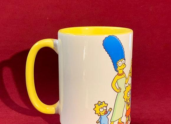 Mug The Simpsons 15 onz