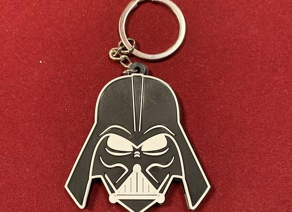Llavero Darth Vader Star Wars goma