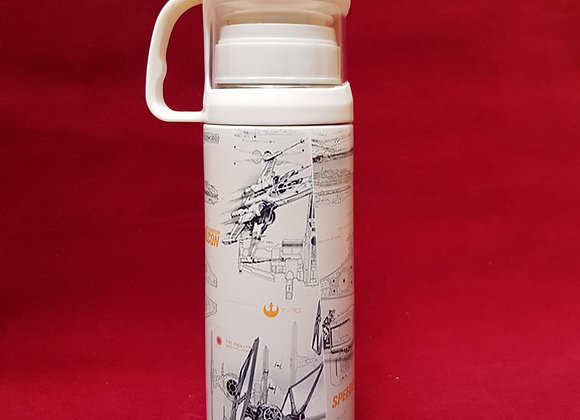 Termo Star Wars 600 ml metálico