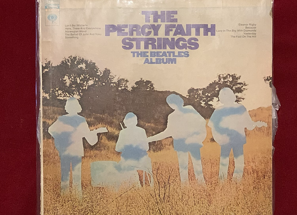 The pearcy Faith Strings The beatles