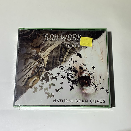 Cdx2 Soilwork A Predator's Portrait/Natural Born Chaos
