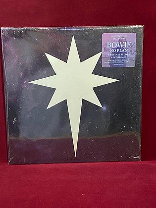 David Bowie No Plan vinyl color