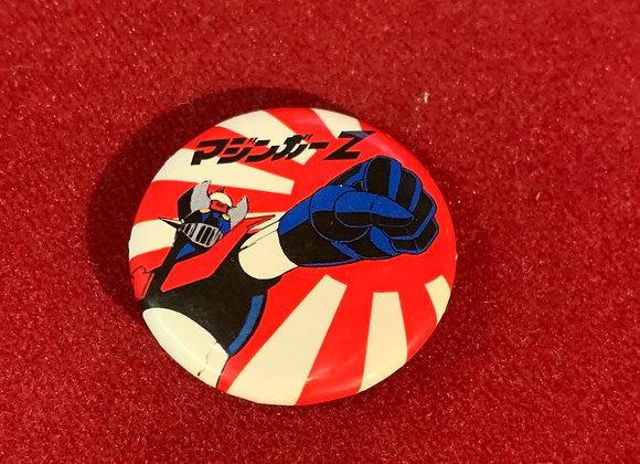 Botón Mazinger Z
