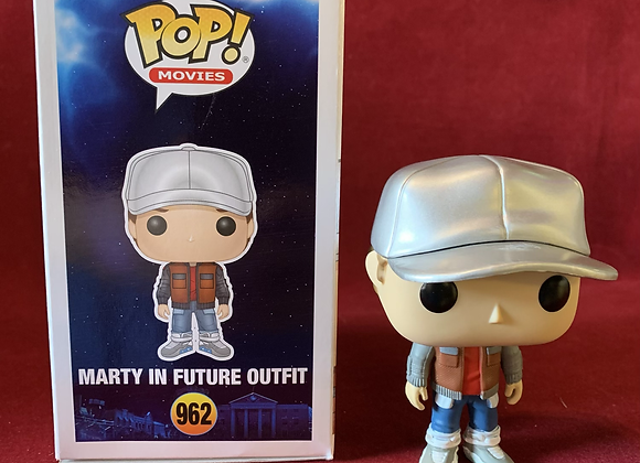 Funko Marty (back to the Future