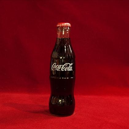 Botella Coca Cola México navidad