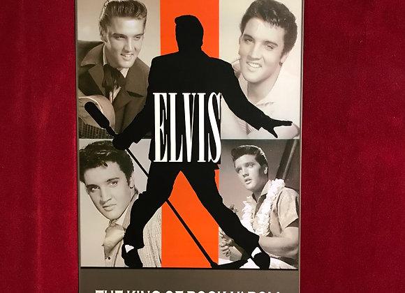 Placa Elvis Presley