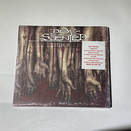 Cd Dew-Scented Issue VI