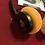 Thumbnail: Audífonos  gpo Bluetooth retro
