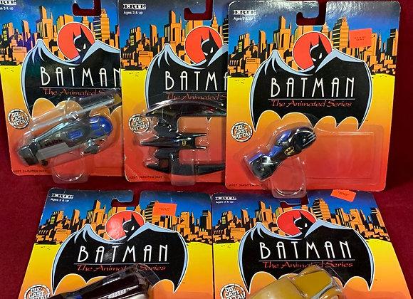 Set Figuras x 5 Batman ertl