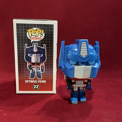 Funko optimus prime transformers