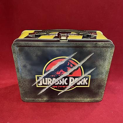 Lonchera Metálica Jurassic Park
