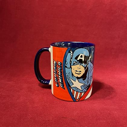 Mug Capitán América