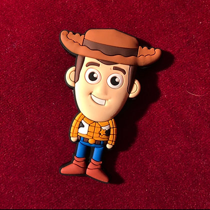 Magnético Woody Toy Story Goma