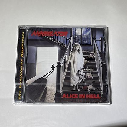 Cd Annihilator Alice in Hell