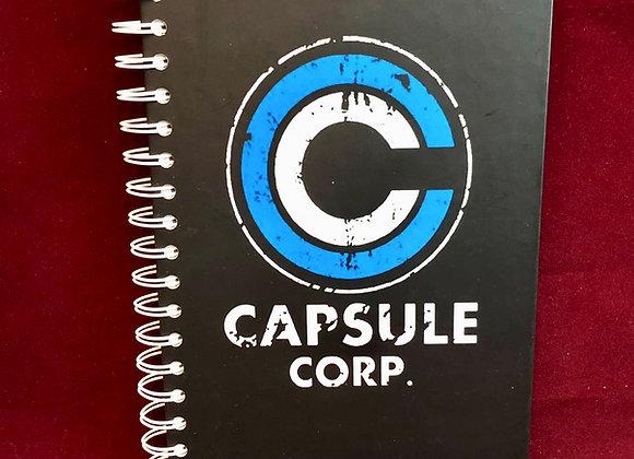 Cuaderno Corporación Capsula