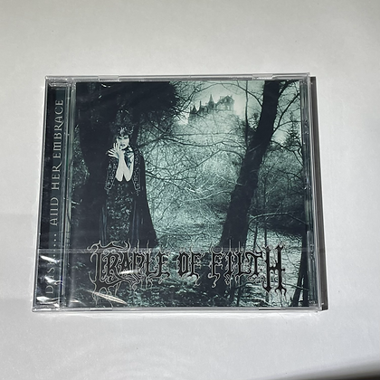 Cd Cradle of Filth Dusk and Her Embrace