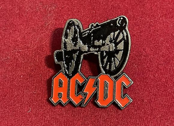 Pin oficial ac/dc