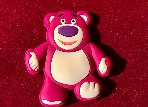 Magnético Oso Lotso Toy Story Goma